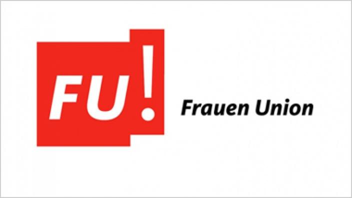 Logo: Frauen Union Schleswig-Holstein (FU)