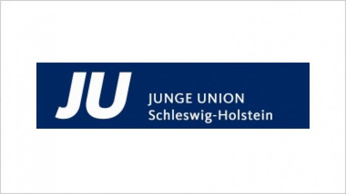 Logo: Junge Union Schleswig Holstein (JU)